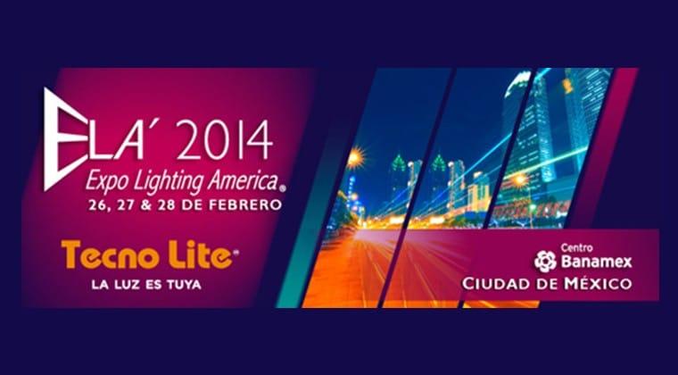 CONFERENCIA MAGISTRAL DE MANUEL TORRES ACEMEL EXPO LIGHTING AMERICA 2014