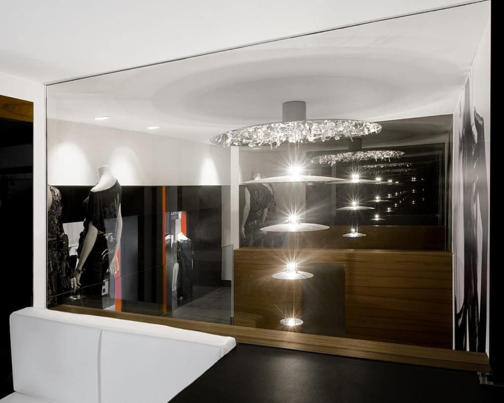 Boutique diseñada por el estudio de diseño internacional Manuel Torres Design