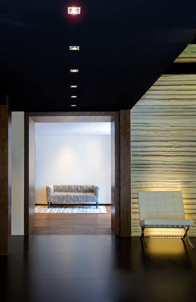 Interior de la flagship store ubicada en Ciudad de México donde se han llevado a cabo un diseño innovador por parte de Manuel Torres Design