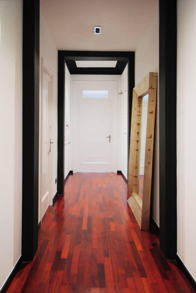 Reforma de interiorismo de un piso en Barcelona diseñado por el estudio de diseño internacional Manuel Torres Design