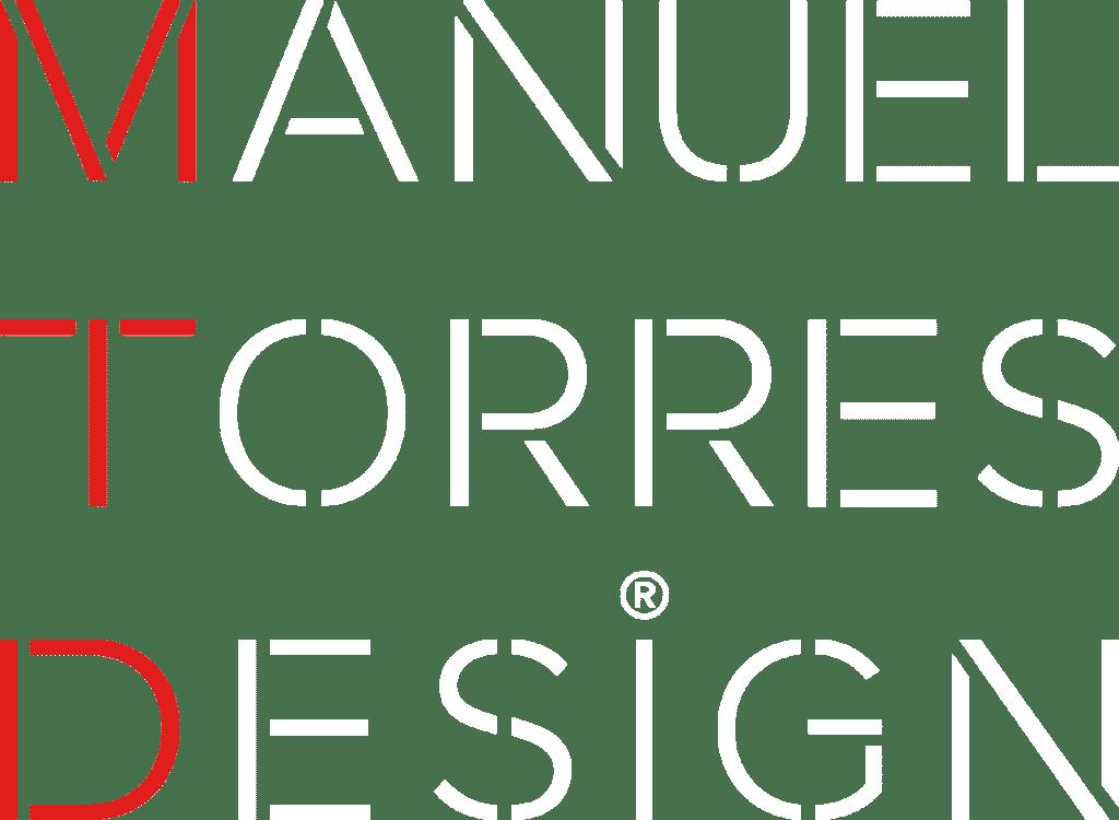 Logotipo Manuel Torres Design_estudio de diseño internacional