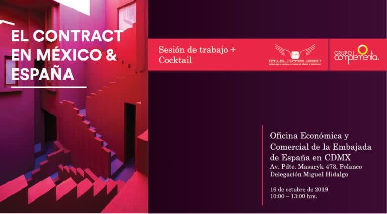 contract en México España