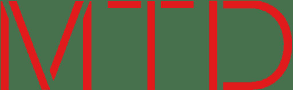 iniciales del logo del estudio de diseño internacional Manuel Torres Design