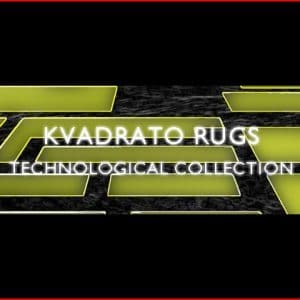 KVADRATO RUGS TECHNOLOGICAL COLLECTION