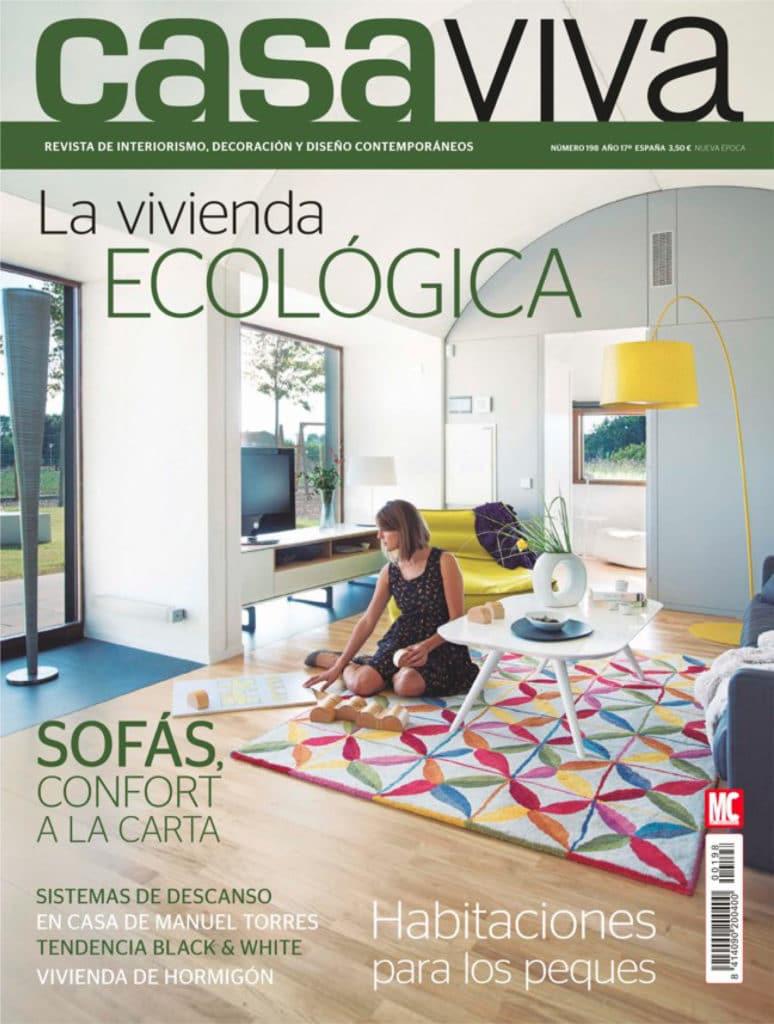 Publicacon Manuel Torres Design CASA VIVA la vivienda ecologica