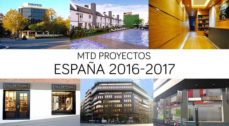 Proyectos España