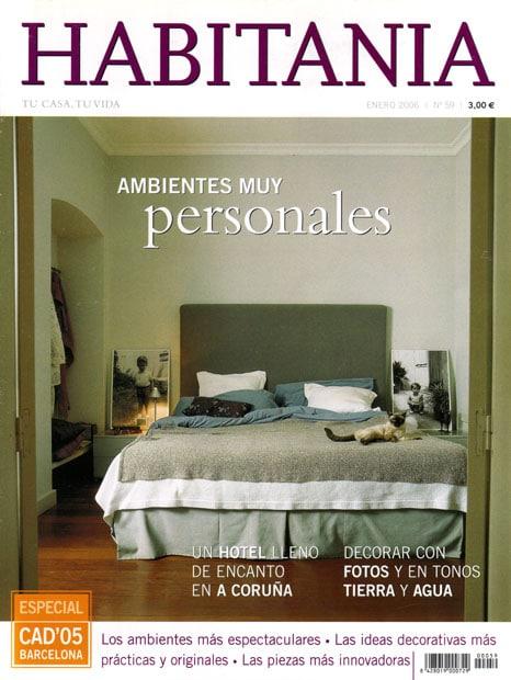 Revista Portada Habitania