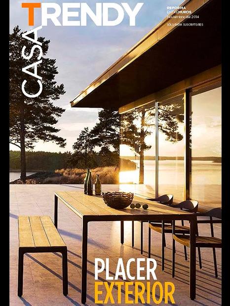 Revista Casa Trendy portada