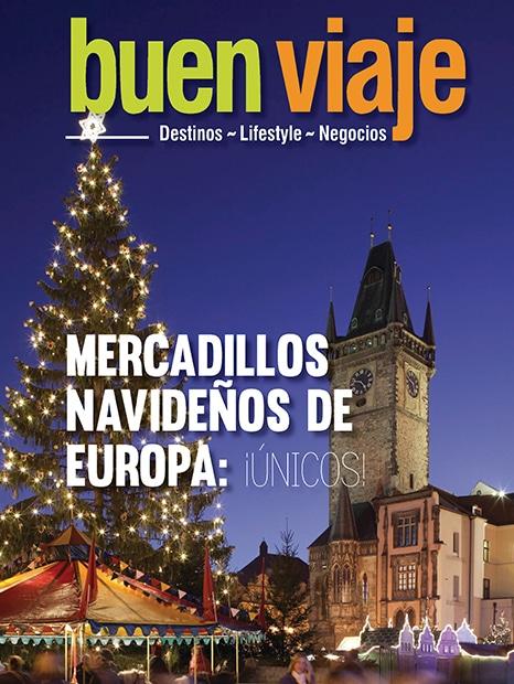 Revista Buen Viaje Portada