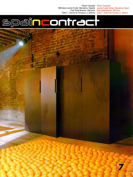 Portada Revista Spain Contract
