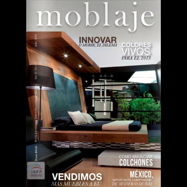 Revista Moblaje Portada