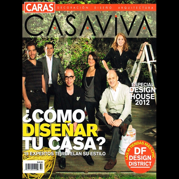 Revista Casa Viva portada