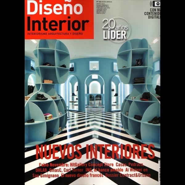 Revista Diseño Interior Portada