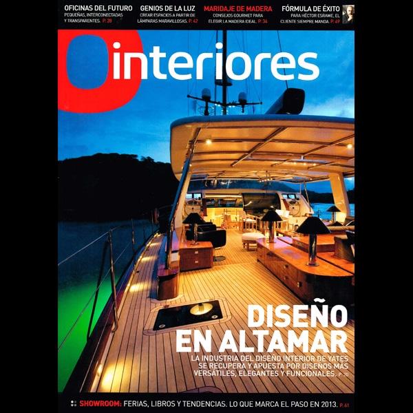 Revista OInteriores Portada