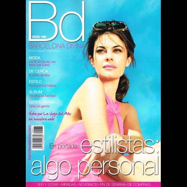 Revista Barcelona Divina Portada