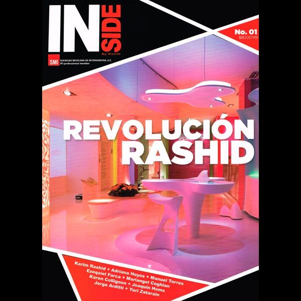 Revista Inside Portada