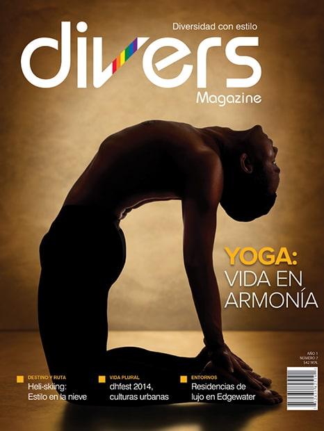 Revista Divers Portada