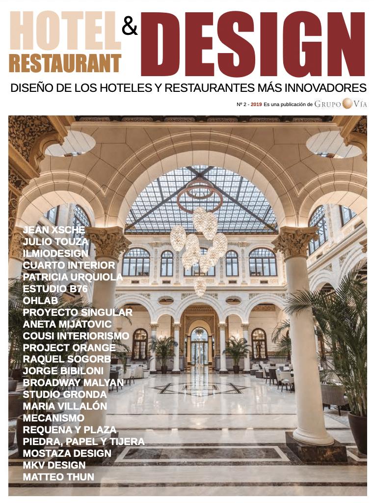 Revista Hotel Restaurant Design (n.2)