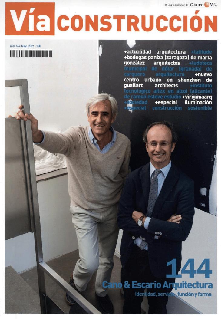 Revista Vía CONSTRUCCIÓN (n.144)