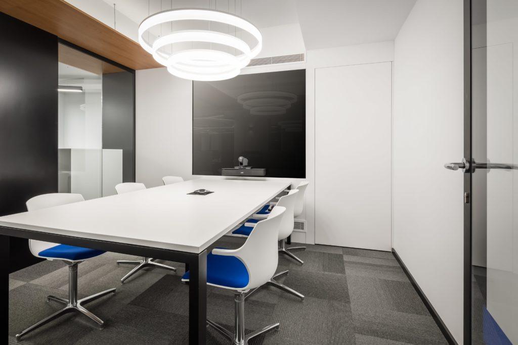 sala de reuniones oficinas eurofred