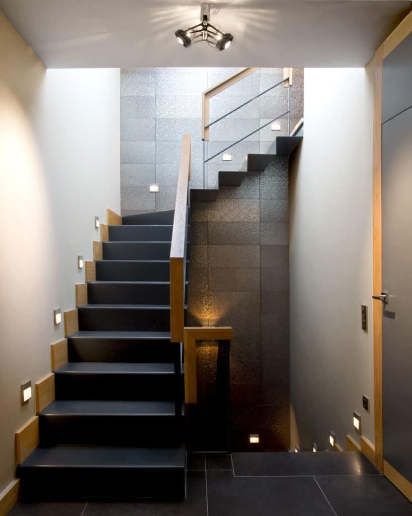 Diseño y arquitectura de esta vivienda adosada unifamiliar por parte del Estudio de Diseño internacional Manuel Torres Design