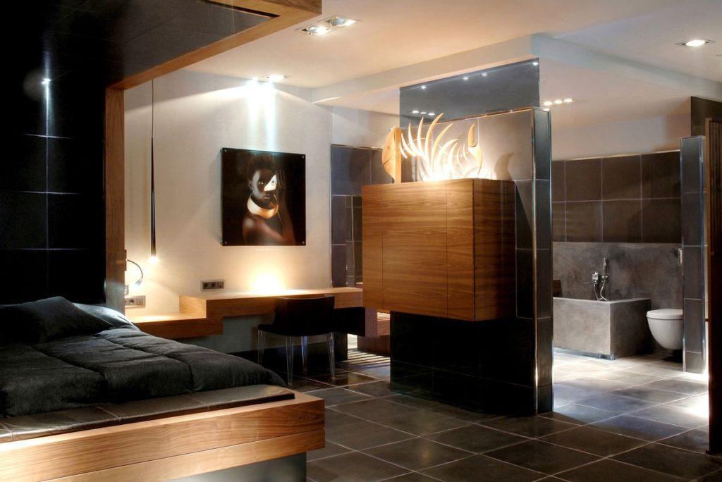 decoradores de interiores Barcelona Art Suite Manuel Torres Design