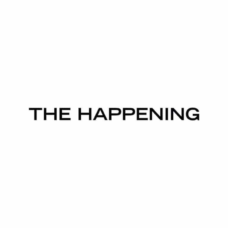 Logo revista The happening